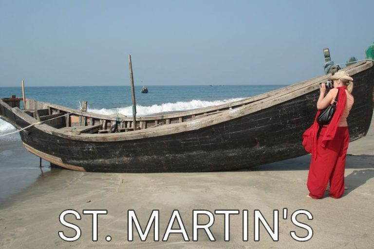 Bangladesh: St. Martin's Island with no foreigners