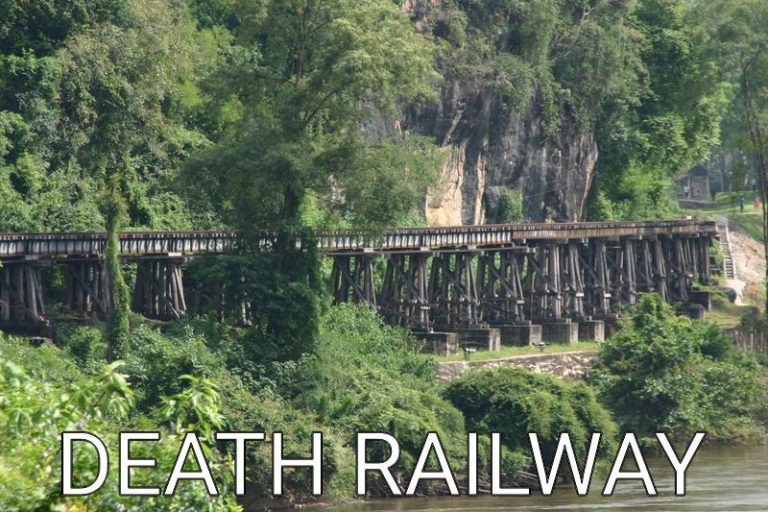 Thailand: A train ride to remember – Death Railway
