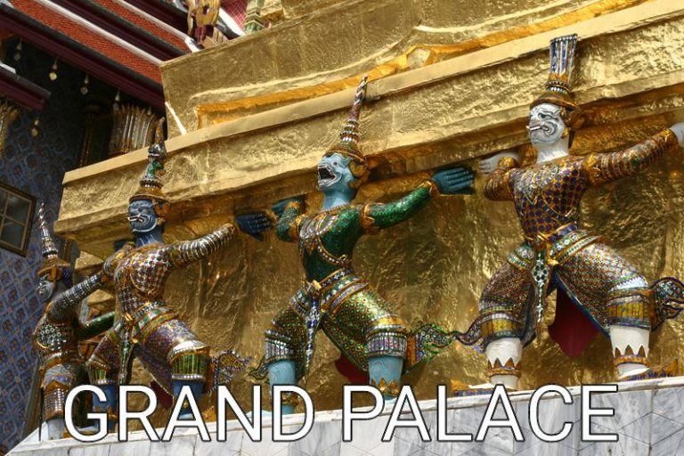 Thailand: Grand Palace a magical place