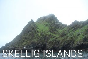 Ireland: Skellig Islands (Star Wars)