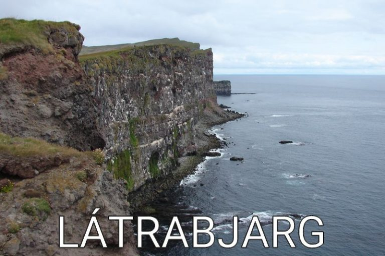 Iceland: Is this even Iceland? – Látrabjarg