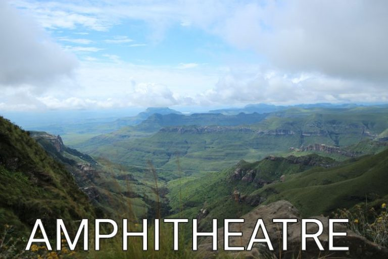 South Africa: An amazing hike – Amphitheatre Hike