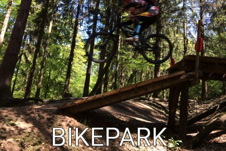 Germany: One day in the Bike Park Beerfelden