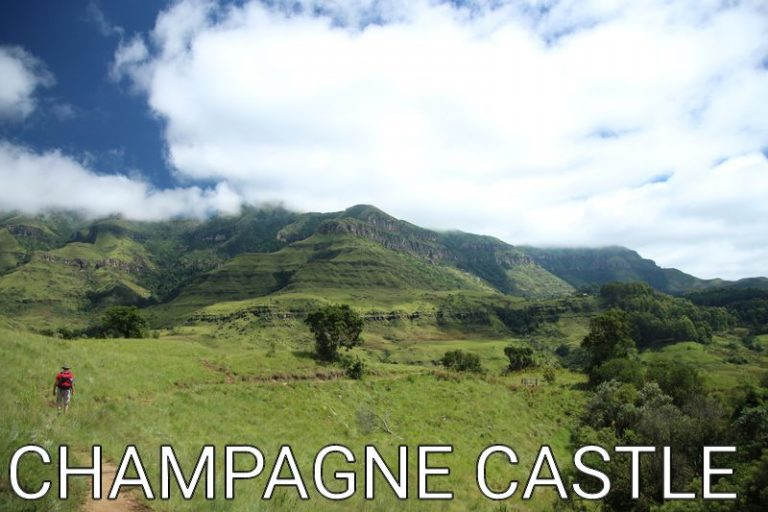South Africa: Champagne Castle