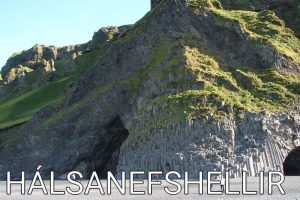 Iceland: Watching puffins at the Hálsanefshellir Cave