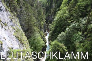 Austria: Leutaschklamm – should not be missed