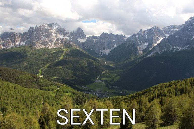 Italy: Dream location – Sexten (Dolomites)