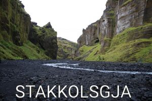 Iceland: I was not expecting this – Stakkholtsgja Canyon