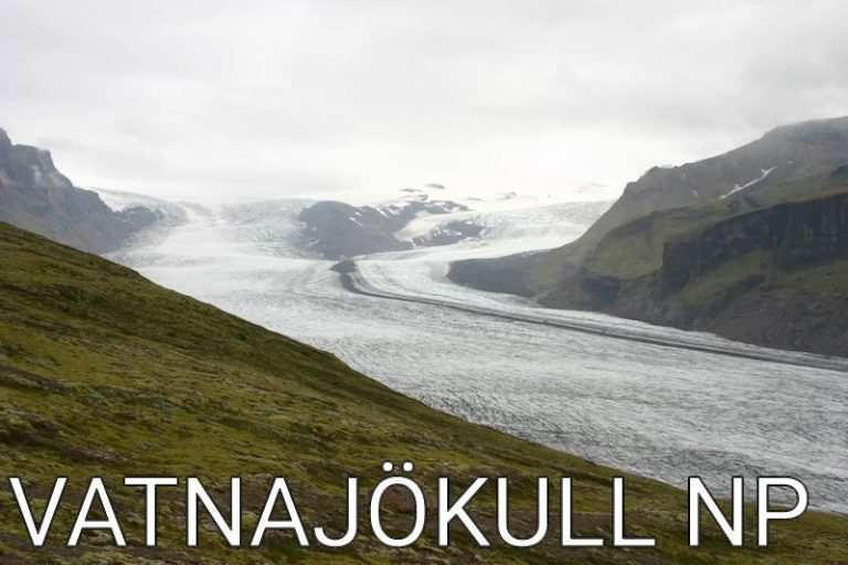 Iceland: A dream hike in the Vatnajökull National Park