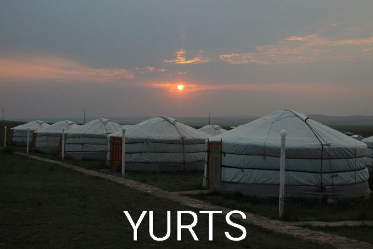 Mongolia: A life time experience – Sleeping in Yurts