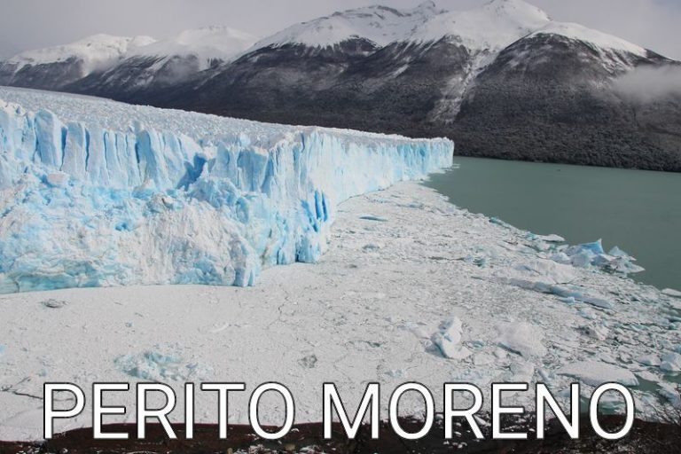 Argentina: Is this real? – The stunning Perito Moreno Glacier