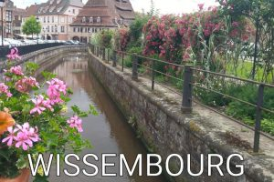 France: A bike tour to Wissembourg