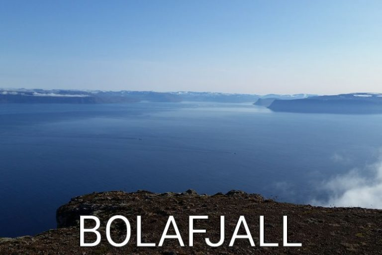Iceland: Enjoy the silence – Bolafjall Mountain