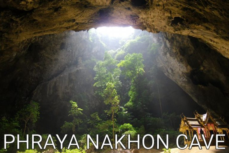 Thailand: I was not expecting this – Phraya Nakhon Cave