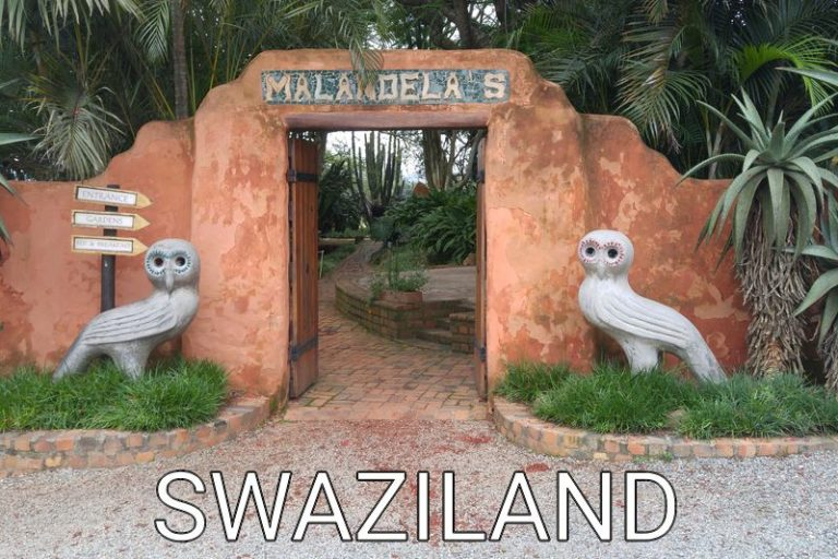 Swaziland: Drive through to the Kruger National Park