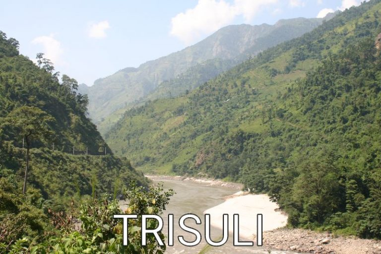 Nepal: Rafting-Tour in the Trisuli