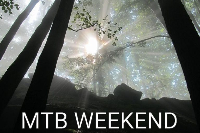 Germany: A weekend to remember (MTB in Palatinate)