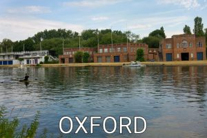 England: Some afternoons in Oxford