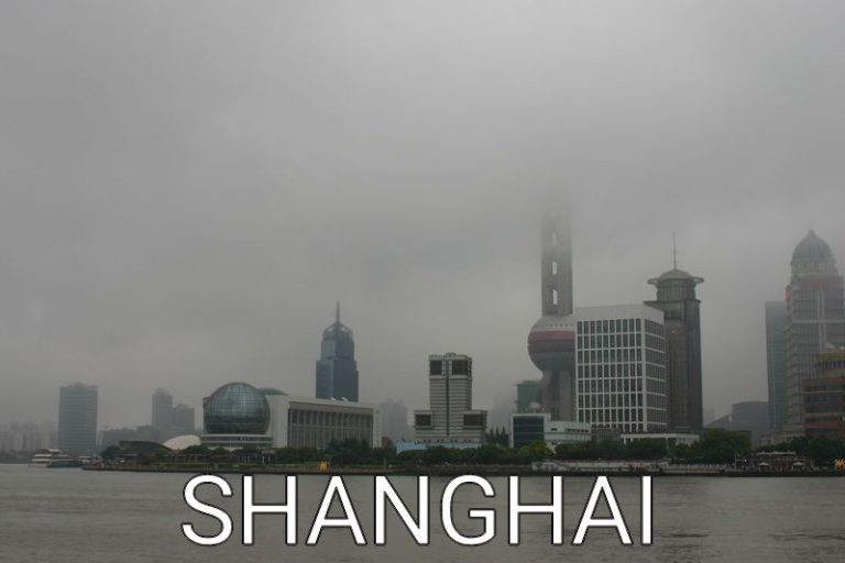China: A long weekend in Shanghai