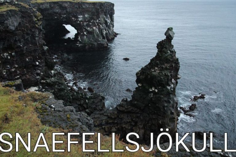 Iceland: One day in the Snæfellsjökull National Park