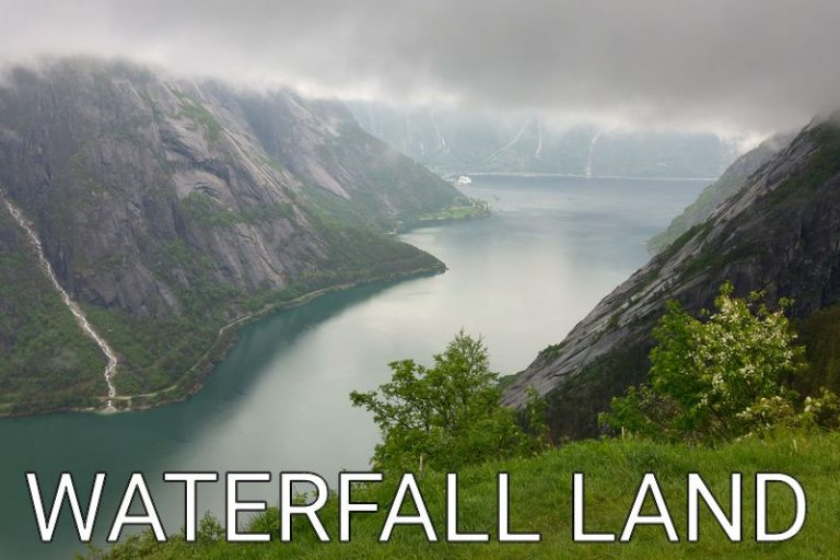 Norway: A land of waterfalls