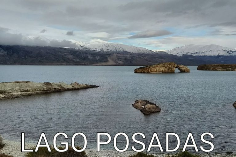 Argentina: A beautiful hidden gem (Lago Posadas)