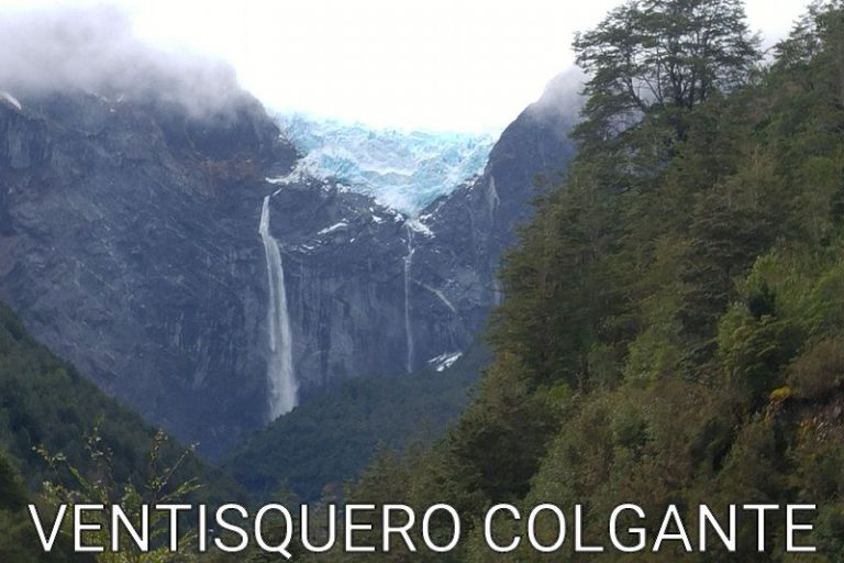 Chile: Hike in the Queulat NP