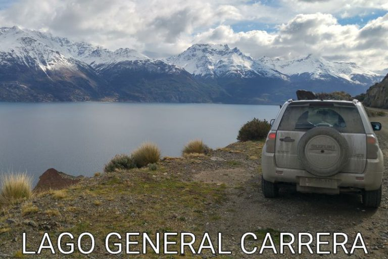 Chile: Lago General Carrera more than the marble caves