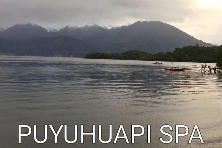 Chile: A hot spring with a view (Puyuhuapi Spa)