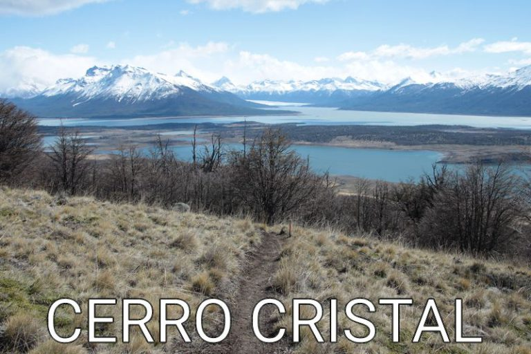 Argentina: What a view – Cerro Cristal Hike