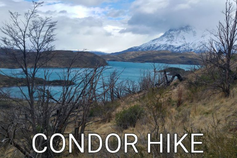Chile: Condor Lookout Hike