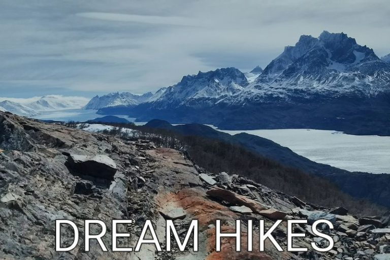 Argentina/Chile: Dream hikes of Patagonia