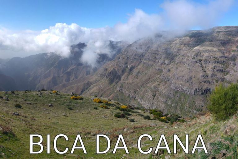 Madeira: I was not expecting this (Bica Da Cana)