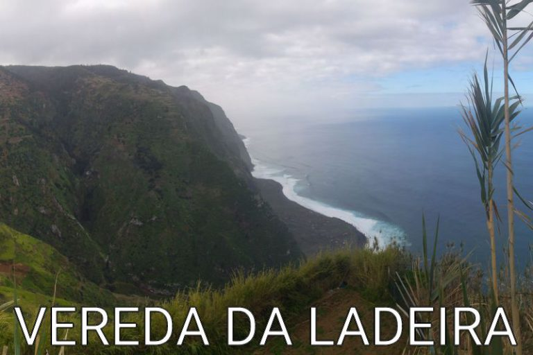 Madeira: What a scenery (Vereda Da Ladeira)