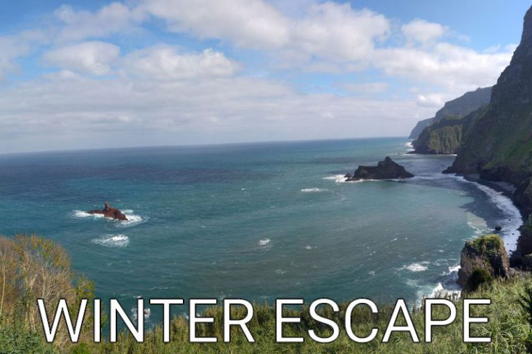 Madeira: A perfect winter escape