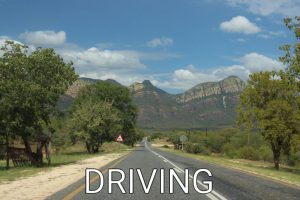 South Africa: Driving Impressions