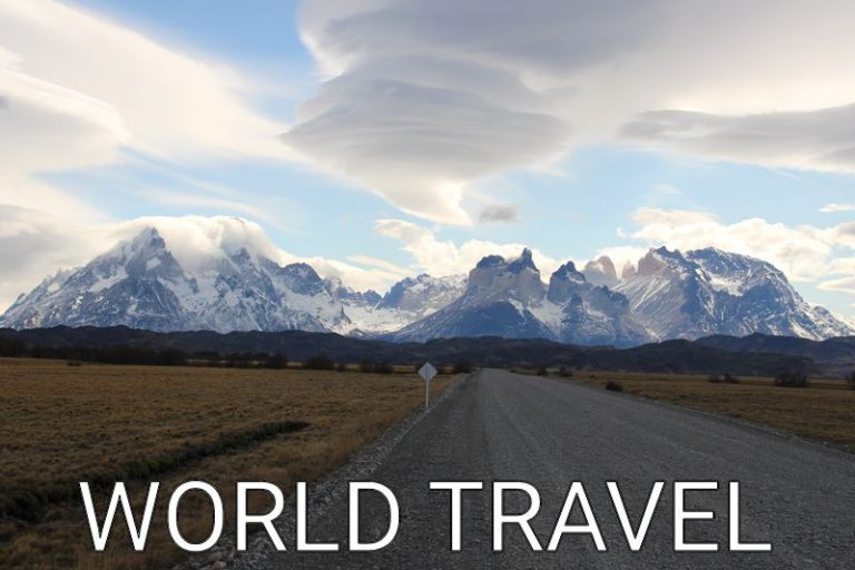 World: What I learned from traveling the world