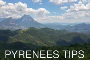 Pyrenees: Tips