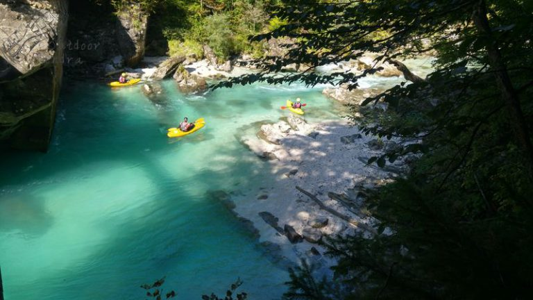 Watersport Slovenia