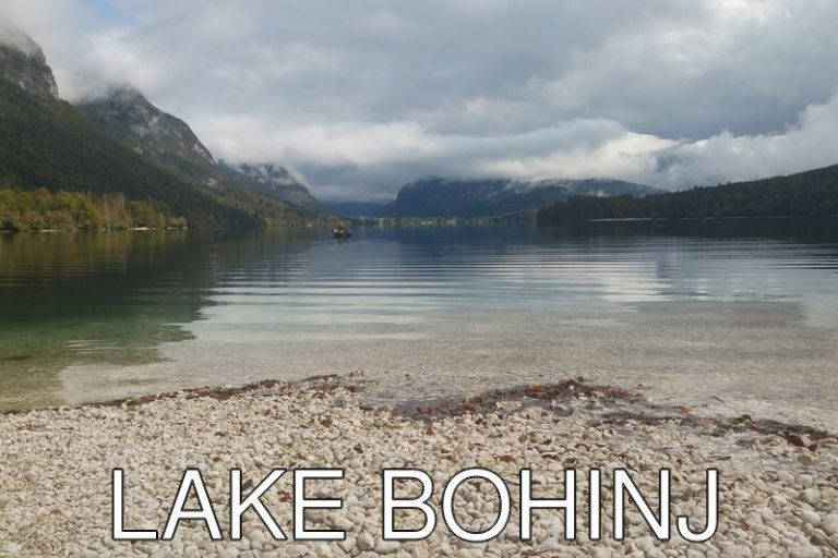 Slovenia: Around Lake Bohinj