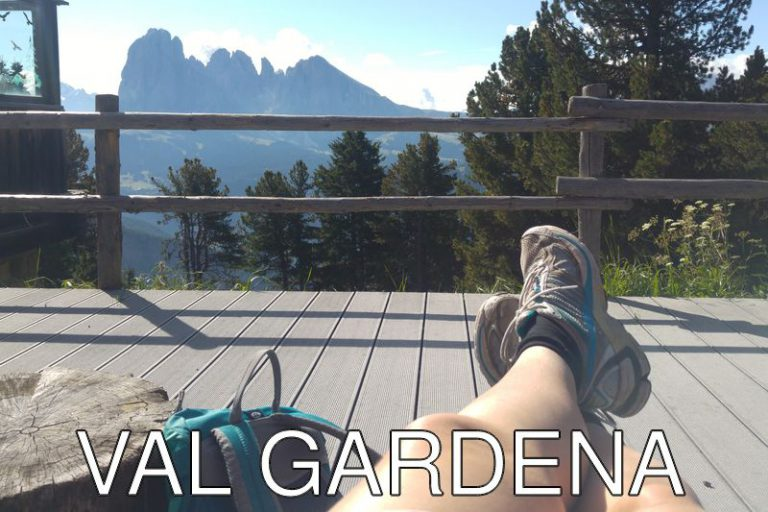 Italy: Hikes in the Val Gardena (Dolomites)