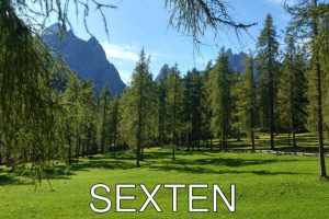Italy: Hike around Sexten