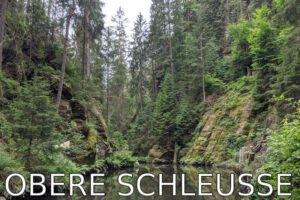 Germany: Vacation at home (Elbe Sandstone Mountains)