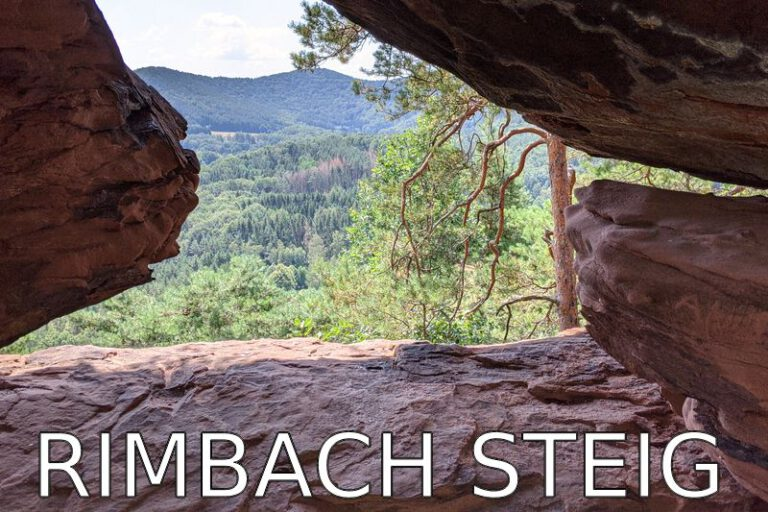 Germany: Rimbach-Steig in Palatinate