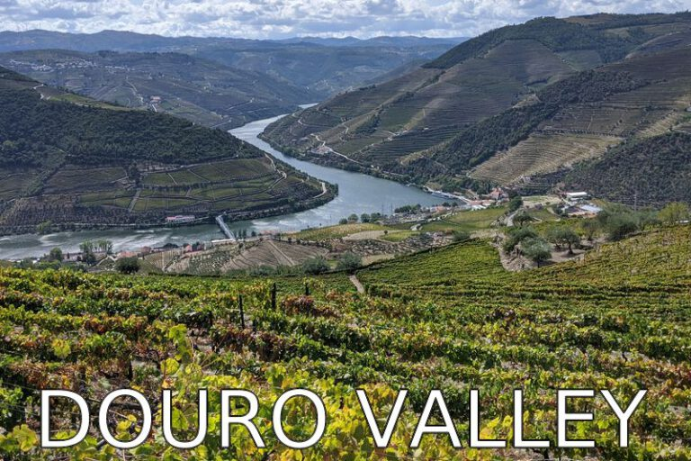 Portugal: Hiking 50 km through the Douro Valley