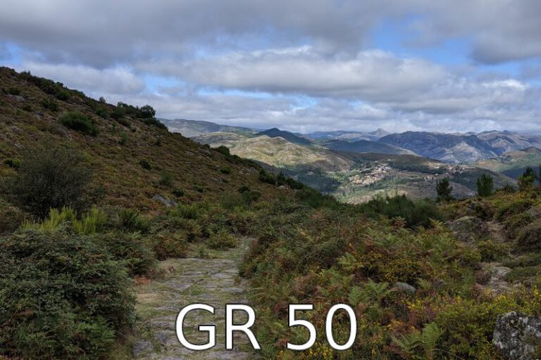 Portugal: Back in the Geres National Park (GR50 from Soajo)